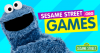 Image that corresponds to Sesame Street Games