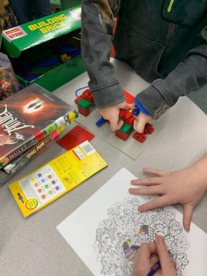 STEM Day Building bridges