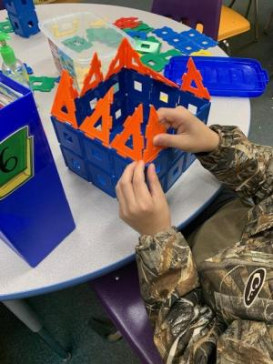 STEM Day-Design a castle
