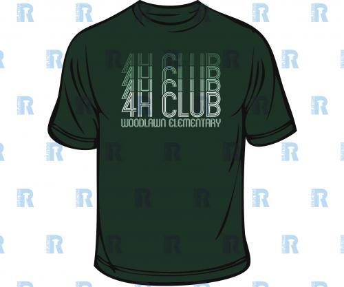 4h t-shirt