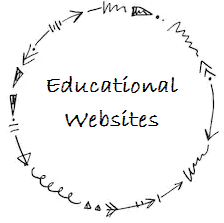 Link to educational websites