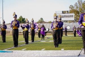 Oct 2 Marching Contest