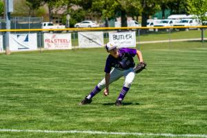May 6 versus Yellville-Summit at Regional tournament
