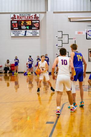 March 5 Regional Semifinals versus Acorn