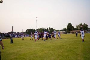 September 10 versus Mountainburg