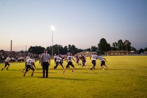 Sept 16 versus Charleston