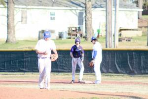 April 1 versus Mountainburg