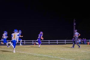 Sept 24 versus Cedarville