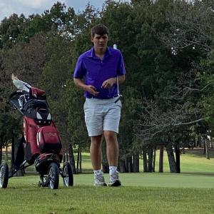 Congratulations to Drake Grantham on a great LHS Golf Season!
