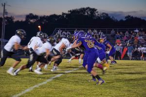 Oct 8 versus West Fork