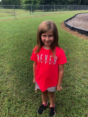 First week at Lavaca Elementary :
