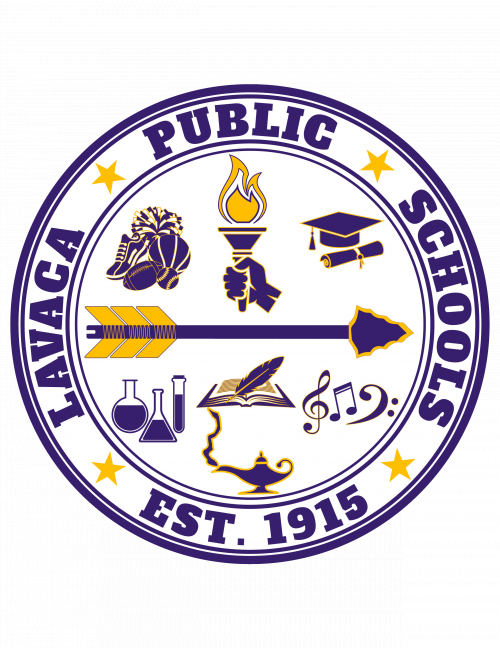 Lavaca School District Seal