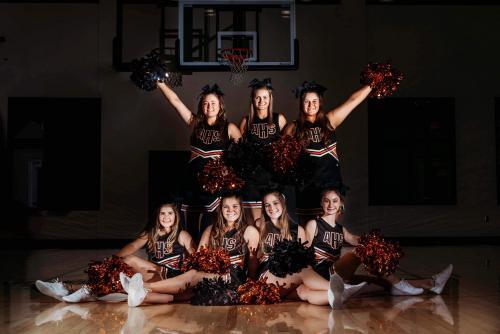 cheer basketball