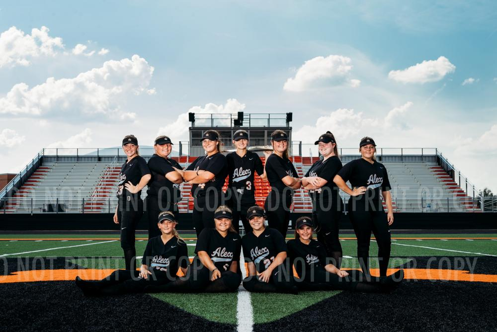 2019 Fast Pitch Softball Team