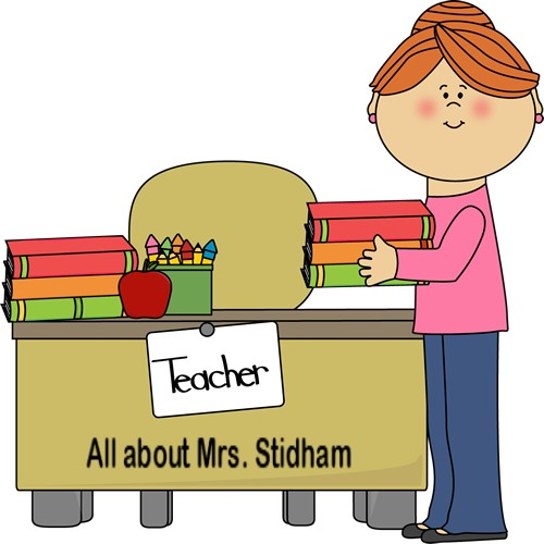 All About Mrs. Stidham