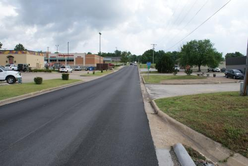 Cotton Wood Road Asphalt Overlay