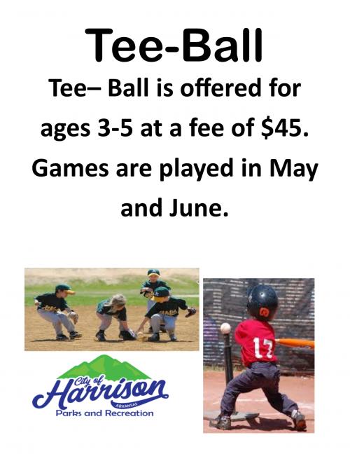 Tee-Ball Flyer