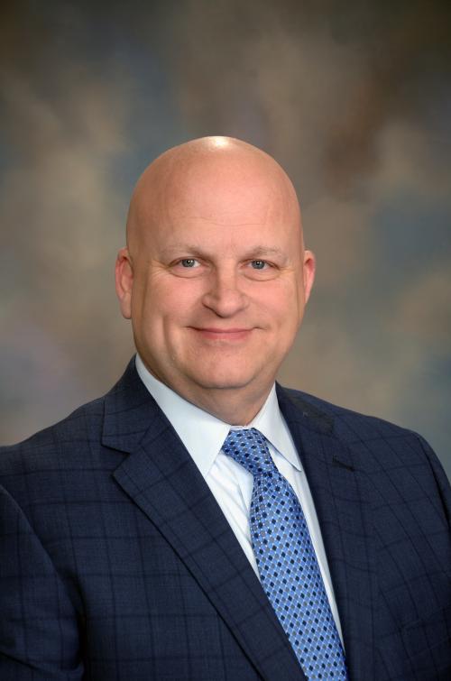 Chickasha's New Superintendent - Rick Croslin