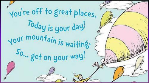 Seuss Quote