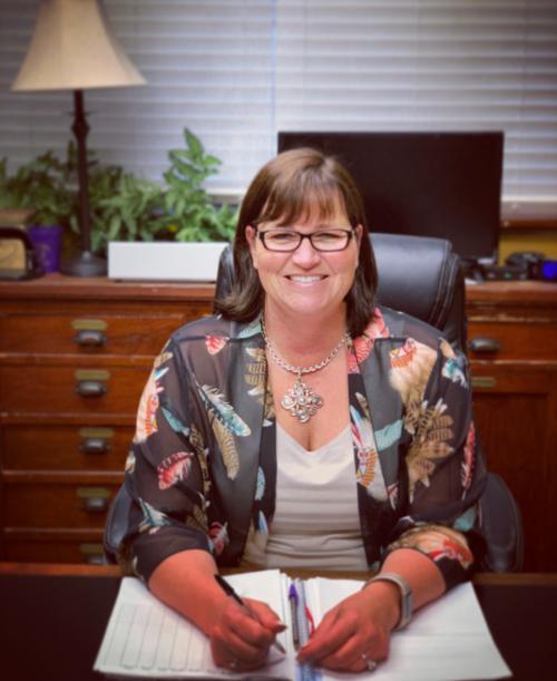 Debby Martin, principal