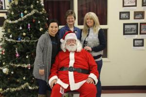 Christmas with Santa 2016