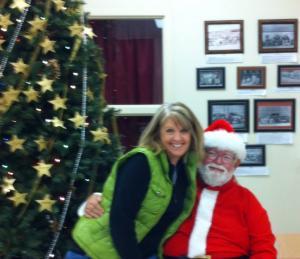 Christmas with Santa 2015