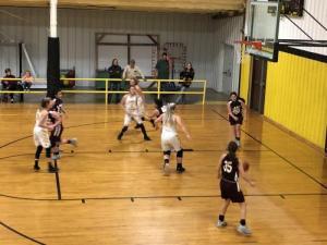 Girls Playing Jonesboro