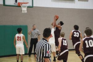 High School Basketball Vs. Oglesby at Morgan Tournament