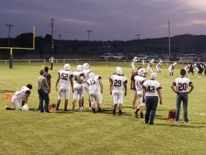 Action at Evant Game