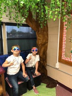 Homecoming Week Twin Day