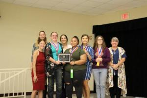 UIL Journalism Awards and District Championship