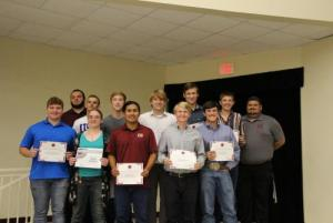 Boy's Athletic Honors