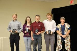 Science Class Awards