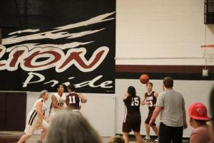 Maroon and White Game