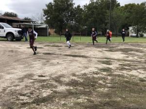 JH Boys Running Cross Country