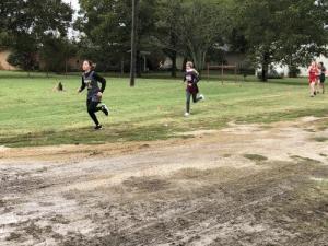 JH Girls Running Cross Country