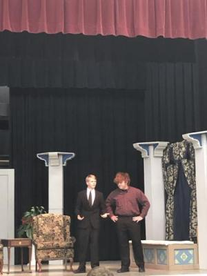 One-Act Play School Performance