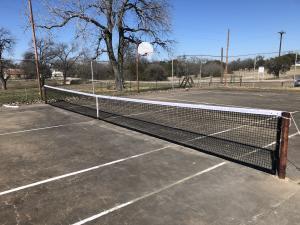 New Tennis Nets