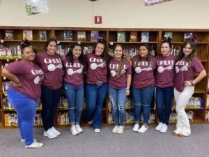 2021 HS Cheerleaders