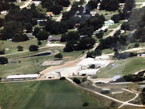 Picture of Cranfills Gap ISD- Arial View