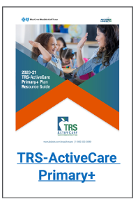 TRS-ActiveCare Primary+