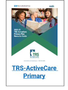 TRS-ActiveCare Primary