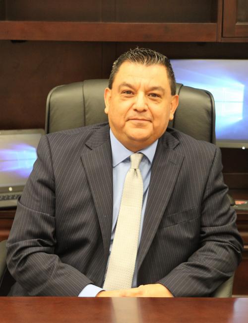 Superintendent Ray Vasquez Photo
