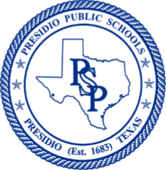 Presidio Public Schools District Logo