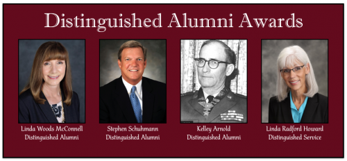 2018 Distinguished Alumni