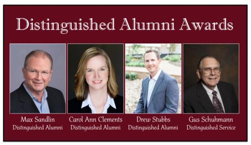 2017 Distinguished Alumni