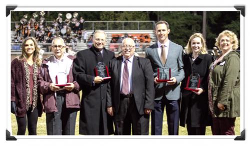 2018 Distinguished Alumni