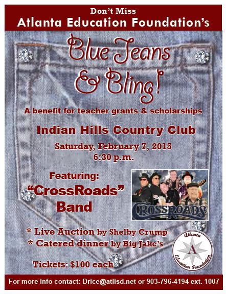 2015 Blue Jeans & Bling