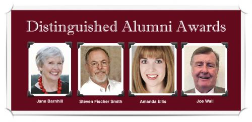 2016 Distinguished Alumni