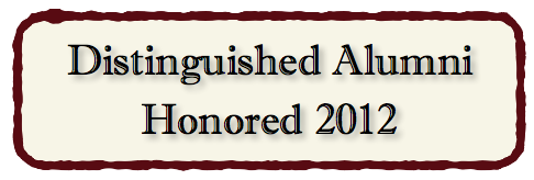 Distinguished Alumni Honored 2012